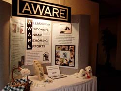 AWARE Booth